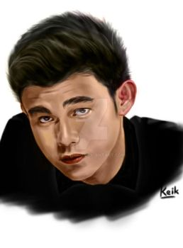Inigo Pascual by laneord
