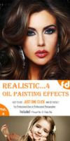 Realistic Oil Painting Effects Vol.4 by hazrat1