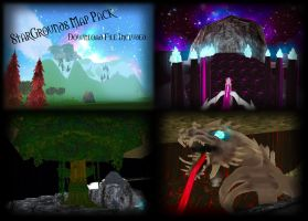StarGrounds Map pack by VexerRVixen