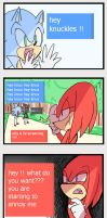 +KNUCKLES EARS+ by panafal