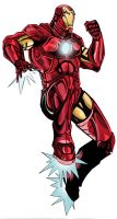 Iron Man by TimelessUnknown