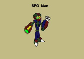 BFG Man by Puzzleguy19