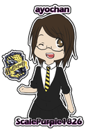 Pottermore ID by ayochan