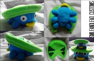 Mini Lotad Plush by SmileAndLead