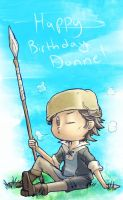 FE:A Donnel by Pink-Shimmer