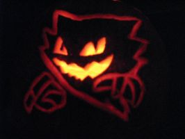 haunter Jack-O-Lantern 2 by shadowprincess104