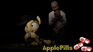Elements of Insanity- ApplePills (4/7) by TheInvertedShadow