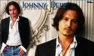 Jhonny Depp by Vodkina