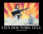 Lies Doctors Tell by SunWindAndWaves