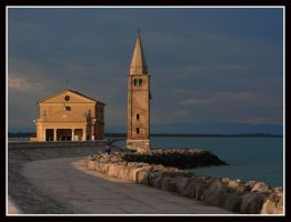 Caorle Sunset by kanes