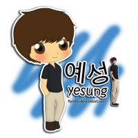 SPAO chibis -  Yesung by flyinfLa