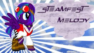 Wallpaper Its Steamfest Melody by Barrfind