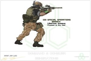 Gdi Operator Concept 1 by TheJoeybird