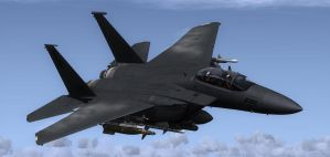 F-15E Boeing 1 by agnott
