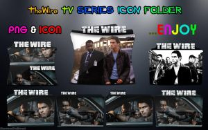 The Wire ICON FOLDER by KareemDabeast