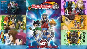 Beyblade Metal Masters Wallpapers by MarckessFM