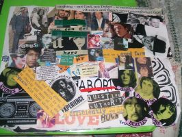 Binder Collage by ComaGirl16