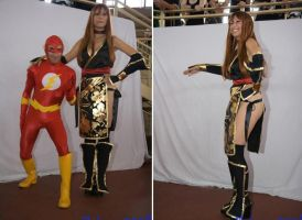 WITH AND WITHOUT FLASH by Giorgiacosplay