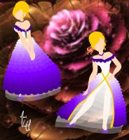 Dresses by maahvictal