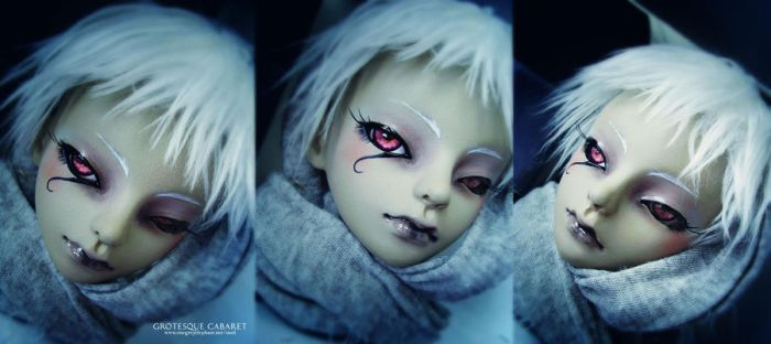dollzone mo mod and face up by onegreyelephant
