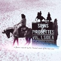 Spins and Pirouettes, Fanmix Cover Art by crushing83