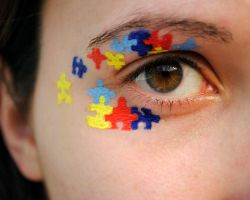 Autism Spectrum Awareness by brandimillerart