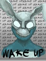 Wake Up Donnie by Bahamut-Eternal