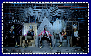 Fantastic Baby Group Stamp by MorkelebTheDragon