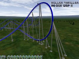 Roller Thriller WIP 11 by Coasterfreak