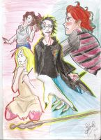 Harry Potter by Taiylor