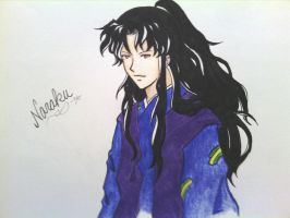 Naraku by CrystalizedBlood