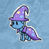 MPP Trixie by Secret-Asian-Man