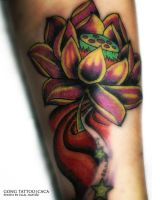 Gong Tattoo - Caca 01 by nouthin