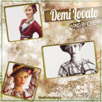 Demi Lovato Png Pack by lightwoodamla