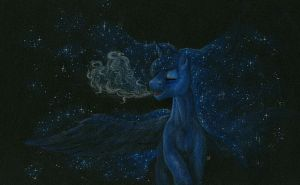 Gift: Queen of the Dreams by Samantha-dragon