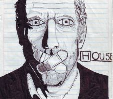 Dr House by RamboVerde