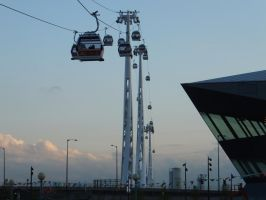 london olympic cable car by Topaz172