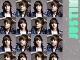 JUSTIN BIEBER WALLPAPER 2 by anaxcore