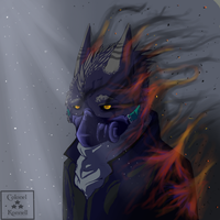 Burning Stalker by Colonel-Konnell