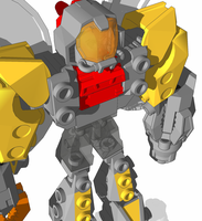Kreon Omega Supreme by wulongti