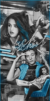 Selena Gomez and Jeremy Allen White by by-Oblomskaya