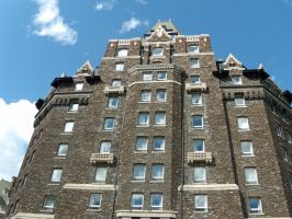 Banff Springs Hotel by Loulou13
