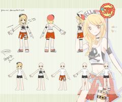 Elsword Costume Design Contest by youimi