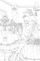 Original:Dress Shop by kindaseiha