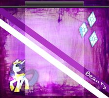 *Request* Rarity Youtube Background by Winter-218