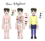 Vona - Reference Sheet by Strabius