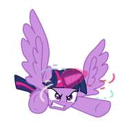 Twilight's kingdom vector *magic aura* by FreyaLeafy