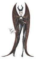 Maleficent's Wings by frozen-winter-prince