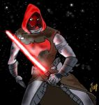 Star Wars: Red Hood by Jasontodd1fan