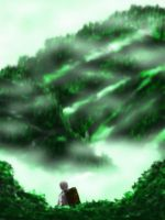 Mushishi Speed Painting by RMuhairir